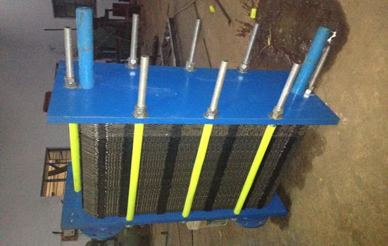 Plate Finned Type Heat Exchanger Plate Finned Type Heat